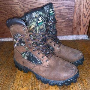 Rocky 600 Gram Thinsulate Waterproof Boots Sz 10.5